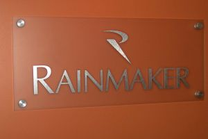 Rainmaker Frost Acrylic