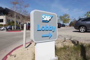 SAP Lobby Monument