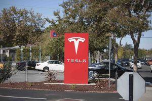 Tesla Monument