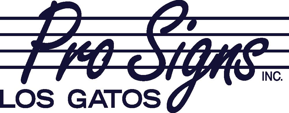 Pro Signs Logo