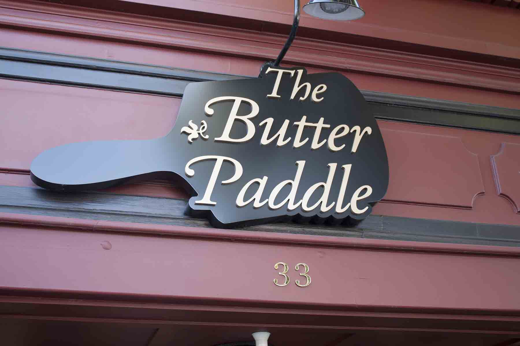 Butter Paddle
