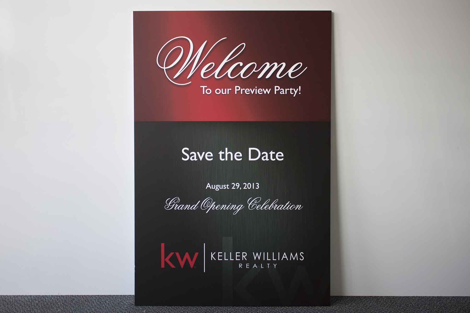 KW Poster