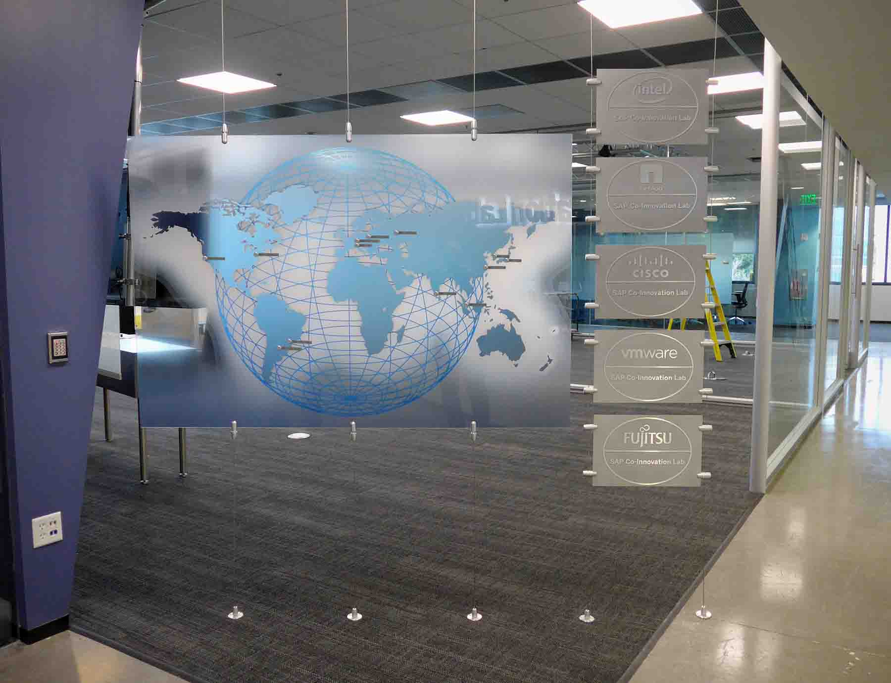 SAP Map