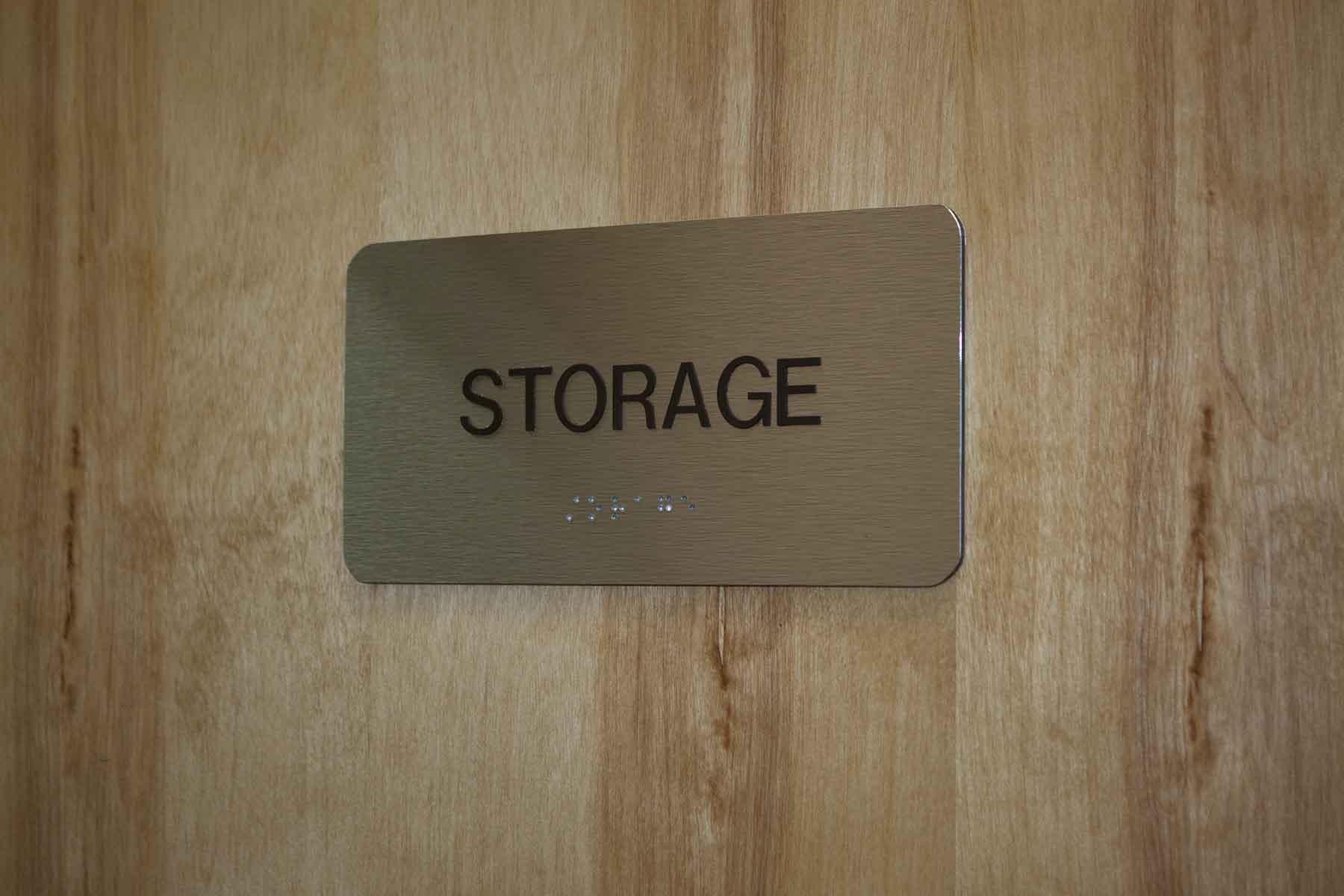 Storage ADA