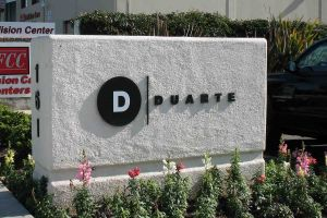 Duarte Monument