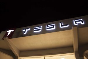 Tesla Halo Lit