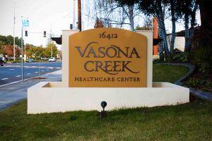 Vasona Creek